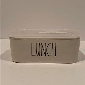 Rae Dunn lunch food storage